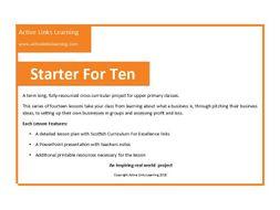 Starter For Ten Enterprise Project