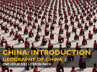 China: Introduction Lesson - Geography of China 1