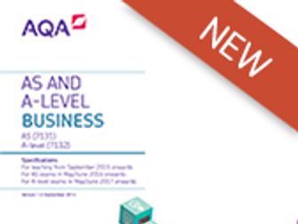 AQA A level Business 3.3 Decision making to improve marketing performance