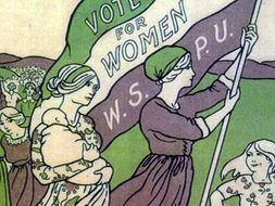 March of the Women - Online Resource and Radio Play about Suffrage