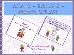 Book 2 - Bundle 3 – Growth Mindset - Prince Igor Figures It Out  & Bumper Book 2 Resource Pack by The World Of Whyse.
