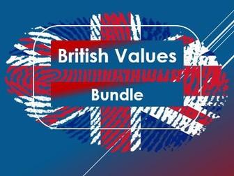 Citizenship:  British Values Bundle