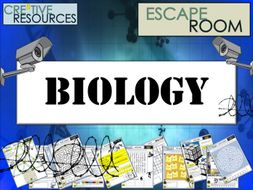 Biology Escape Room - Science