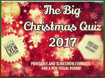 Christmas Quiz 2017. Slideshow Edition