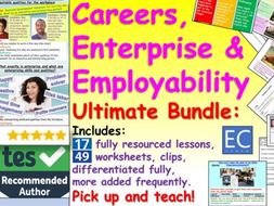 Careers, Employability Skills + Enterprise