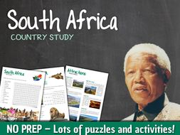 South Africa (country study)