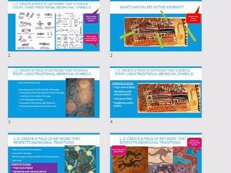 Aboriginal Art Presentation and Resources