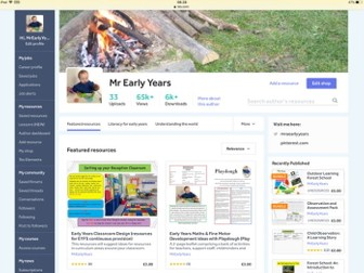 EYFS Resources Bundle
