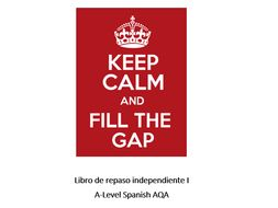 AS / A-Level Gap Fill mixed topics and literary classic texts