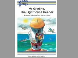 Mr Grinling The Lighthouse Keeper