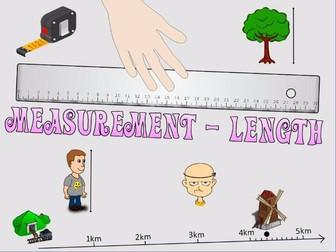 KS2: Measures - Length