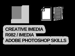 Creative iMedia - R082 Adobe Photoshop CC - Skills Practice (Sheet & Videos)