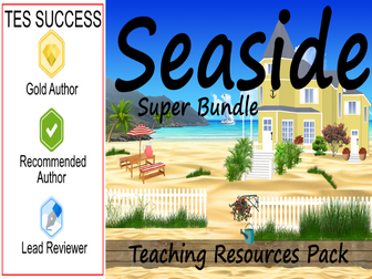 Seaside and Coastal Bundle