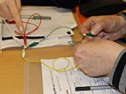 Design and Technology Year 7: Introduction to electronic textiles - unit of work.