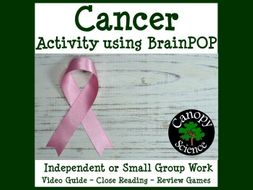Cancer Activity using BrainPOP