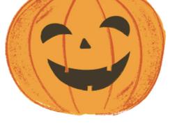 pumpkin and math craft
