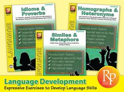Language Development {Bundle}