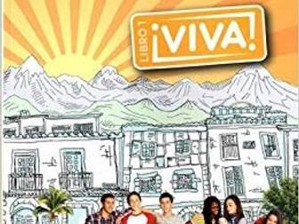 Year 7 Spanish - Whole Lesson - Week 6 - Lesson 2 - Viva 1 - Module 2 - Mi Tiempo Libre - Free Time