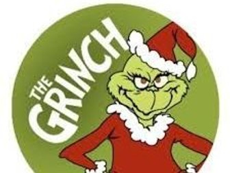 The Grinch Who Stole Christmas Pantomime Pack