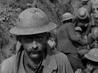 Assembly/ play about conscientious objectors in WW1 suitable for upper KS2