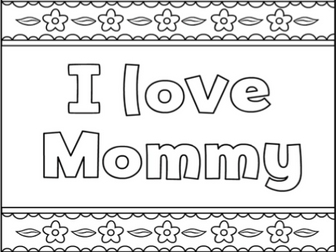 Mother's Day Printables Collection
