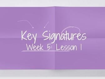 Grade 1 Music Theory Week 5