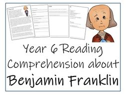 Benjamin Franklin Year 6 Reading Comprehension