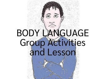Read My Body Language (US version)