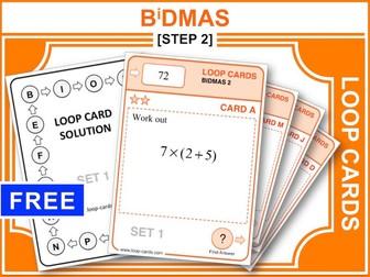 BiDMAS 2 (Loop Cards)