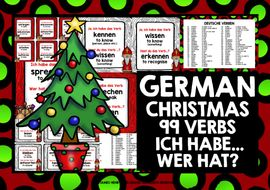 GERMAN-VERBS-(1)---CHRISTMAS-I-HAVE--WHO-HAS.pdf