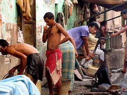 Challenges of an urbanising world: Mumbai Case study. GCSE Edexcel B 9-1