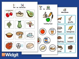 Foundation Knowledge 2 - Language Support with Widgit Symbols