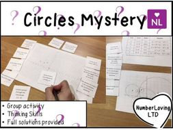 Drawing Circles Mystery