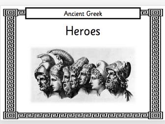 Ancient Greek Heroes