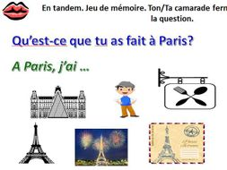 Studio 2 M2 My trip to Paris Rouge Lesson 1