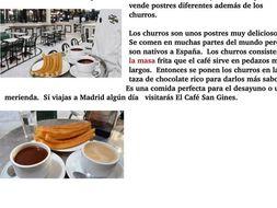 Ordering Food Bundle (Spanish)