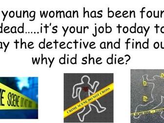 Lady Jane Grey- Historical murder mystery