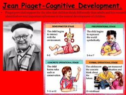 Piaget's theory of cognitive developmental theory