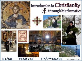 Introduction to Christianity through Mathematics