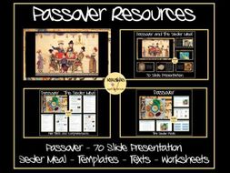 Passover and The Seder Meal