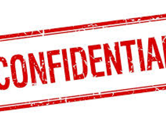 Health and Social Care- Confidentiality