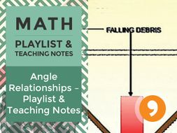 Angle Relationships – Playlist and Teaching Notes