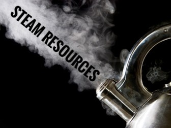 STEAM (STEM) Resource bundle