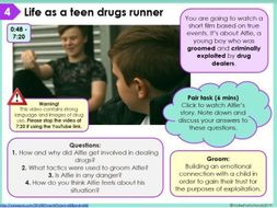 Should teens involved in county lines be classed as criminals? Free KS3/KS4 Debate Lesson