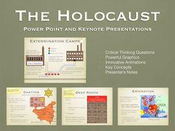 The Holocaust PowerPoint & Keynote Presentations