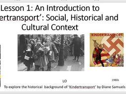 Introduction to Kindertransport