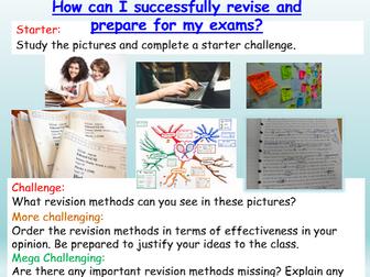 Revision: Revision Skills