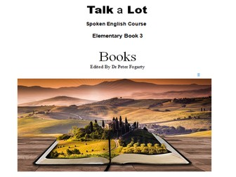 30 Hours Resources For Elementary  ESL Students Talking About Reading And Books! Try It Now!
