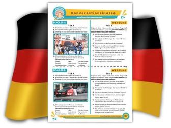 Werbung - German Speaking Activity