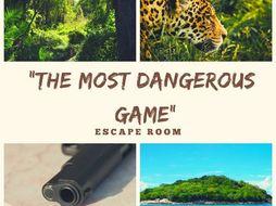 """The Most Dangerous Game"" Escape Room"